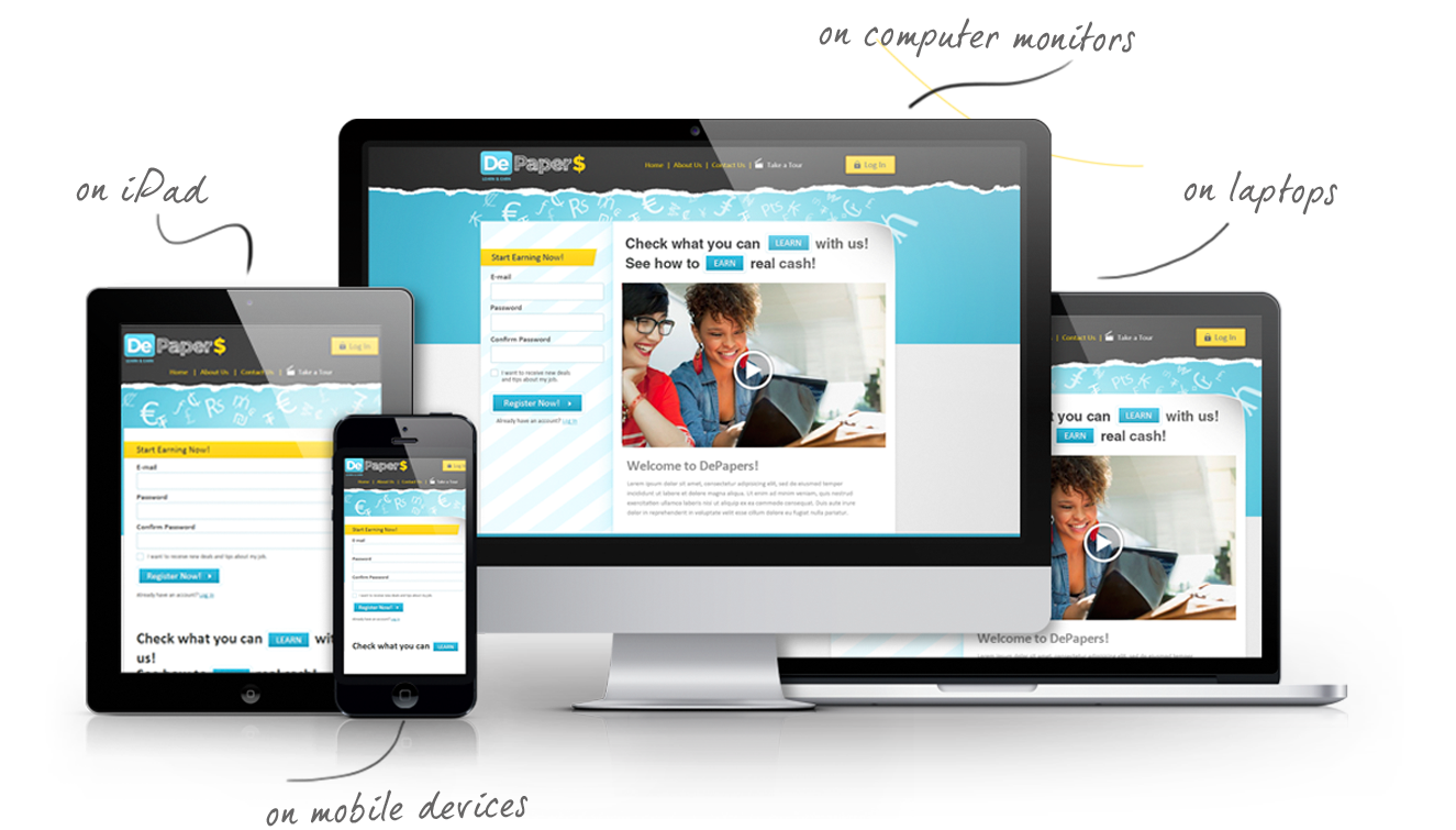 png web design responsive web design png 1325